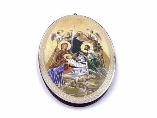 Holy Family Christmas Wall Hanging
