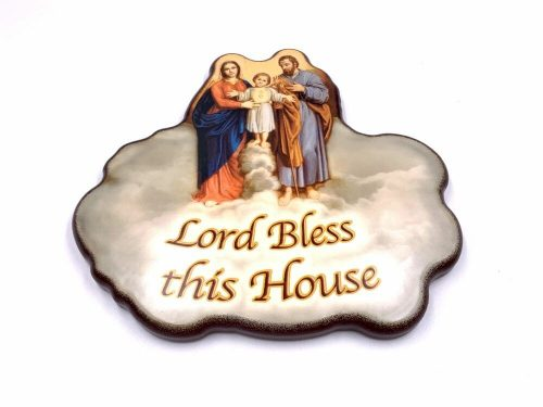 Bless This House Wall Decor Made in Italy