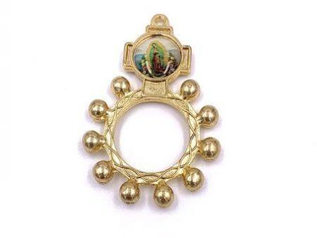 Finger Rosary Rings