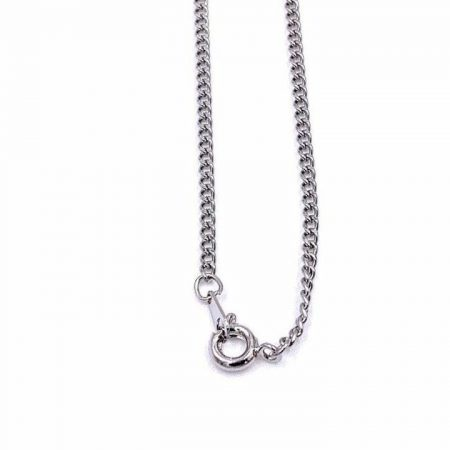 Catholic 18 inch Stainless Steel Chain