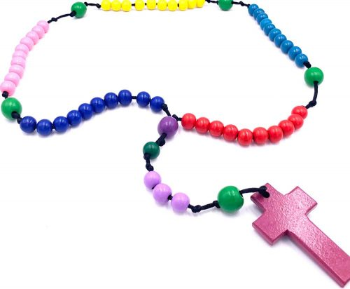 Rosary Kit Supplies with Free Shipping