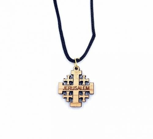 Holy Land Necklace