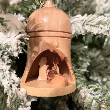 Bethlehem Christmas Ornament