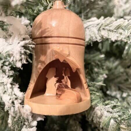 Bethlehem Christmas Ornament