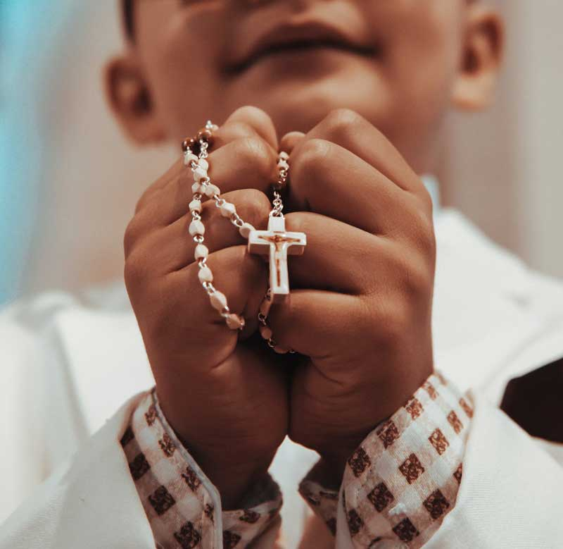 Best Time to Pray the Rosary - Buy Religious